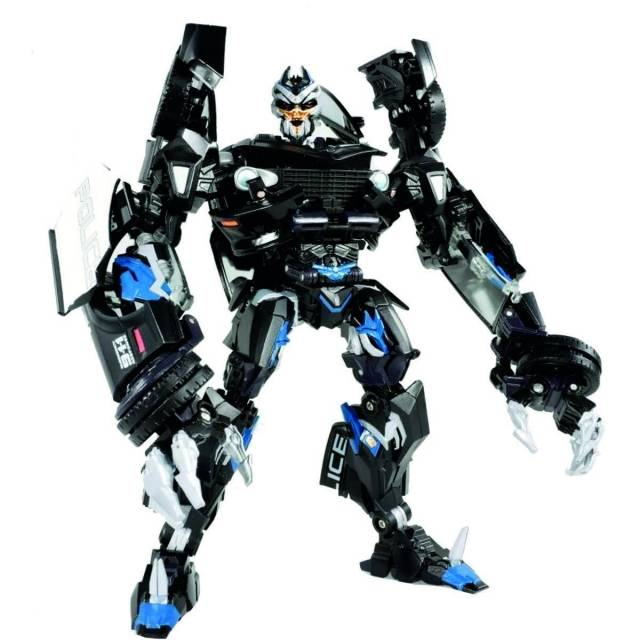 Transformer Masterpiece Movie MPM-05 Barricade Action Figure