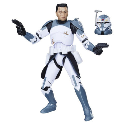 Star Wars Black Series Clone Commander Wolffe 6 Inch Action Figure