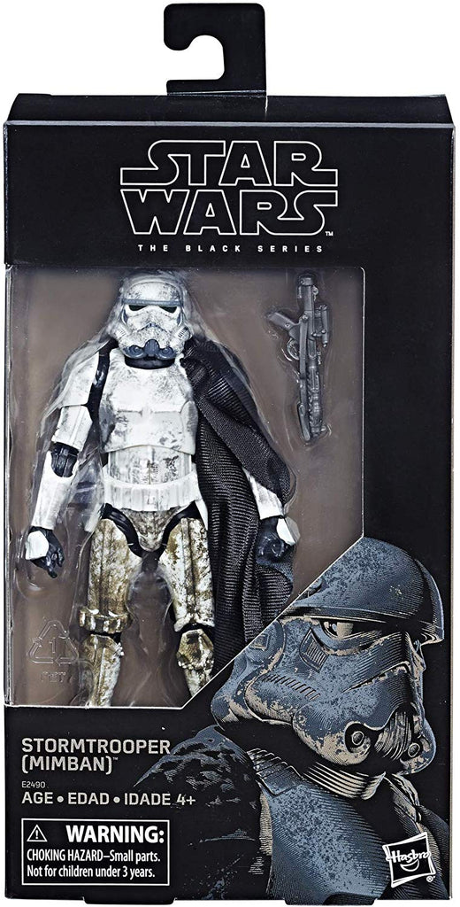 Star Wars Black Series Mimban Stormtrooper Walmart Exclusive Action Figure 1