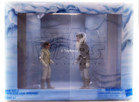 Star Wars Black Series Han Solo and Princess Leia Organa Exclusive Pack