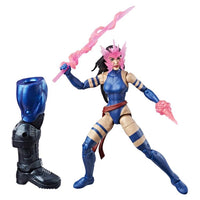 Marvel Legends X-Men Psylocke (BAF Apocalpyse) Action Figure