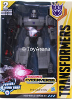 Hasbro Transformers: Cyberverse Ultimate Class Megatron Action Figure