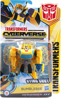 Hasbro Transformers: Cyberverse Warrior Class Bumblebee Action Figure