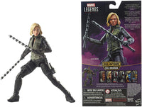 Marvel Legends Avengers Series Black Widow Cull Obsidian BAF Wave Action Figure 2