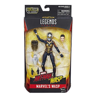 Marvel Legends Marvel's Wasp Ant-Man and The Wasp Cull Obsidian BAF