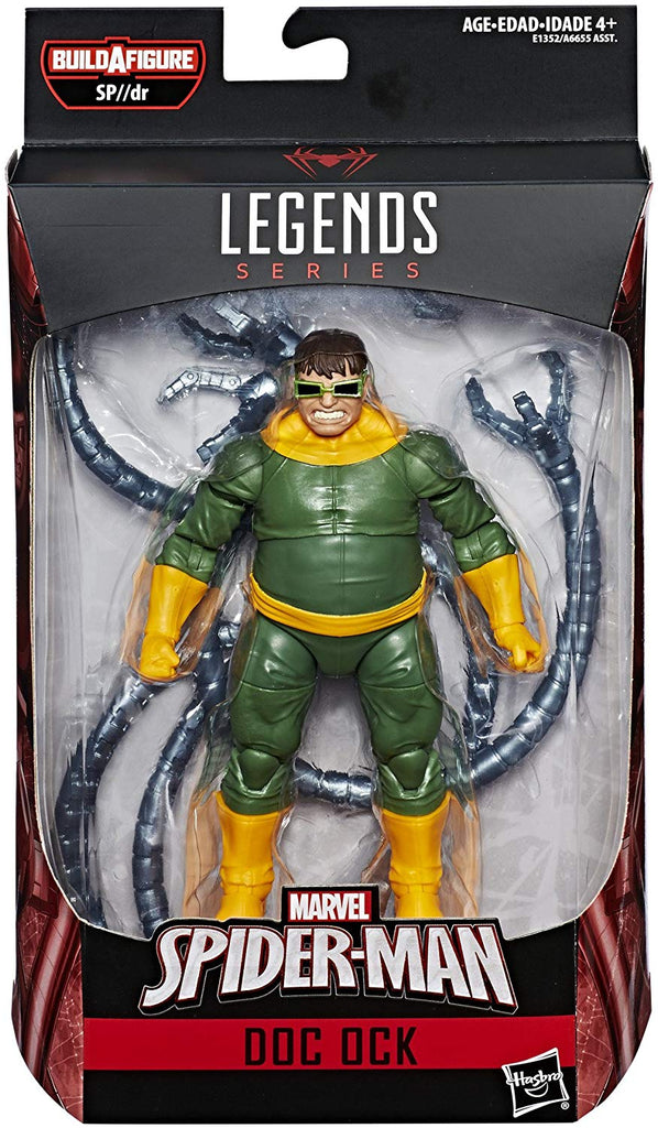 Marvel Legends X-Men Series Doc Ock Sp//dr Spider BAF Wave Action Figure 1