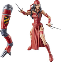 Marvel Legends Spider-Man Series Elektra Sp//dr Spider BAF Wave Action Figure 2