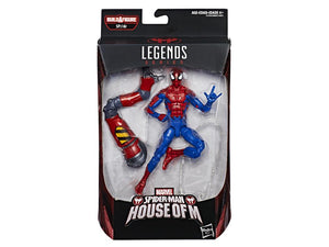 Marvel Legends Spider-Man Series Spiderman Sp//dr Spider BAF Wave Action Figure
