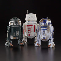 Star Wars Black Series Red Squadron 3-Pack (R2-D2/R5-D8/R2-X2) Action Figure Set 1
