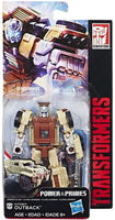 Transformers Generations Power of the Primes Legend Outback Figure