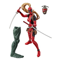 Marvel Legends Lady Deadpool Sauron BAF