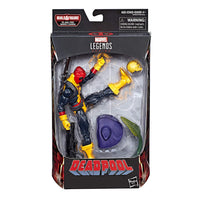 Marvel Legends Deadpool Purple Hat #3 Sauron BAF