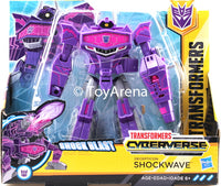 Hasbro Transformers: Cyberverse Ultra Class Decepticon Shockwave Action Figure