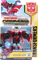 Hasbro Transformers: Cyberverse Warrior Class Windblade Action Figure