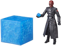 SDCC 2018 Hasbro Marvel Legends Series Red Skull and Electronic Tesseract Action Figure Set 2