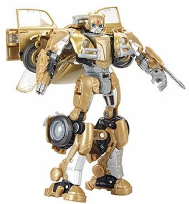 Transformers Generations Studio Series #20 Deluxe Bumblebee Vol. 2 Retro Pop Highway Action Figure