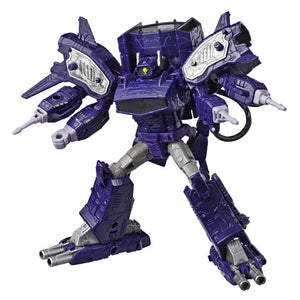 Transformers Generations War For Cybertron: Siege Leader Shockwave Action Figure WFC-S14