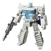 Transformers Generations War For Cybertron: Siege Leader Ultra Magnus Action Figure WFC-S13