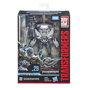 Transformers Generations Studio Series #29 Sideswipe Action Figure