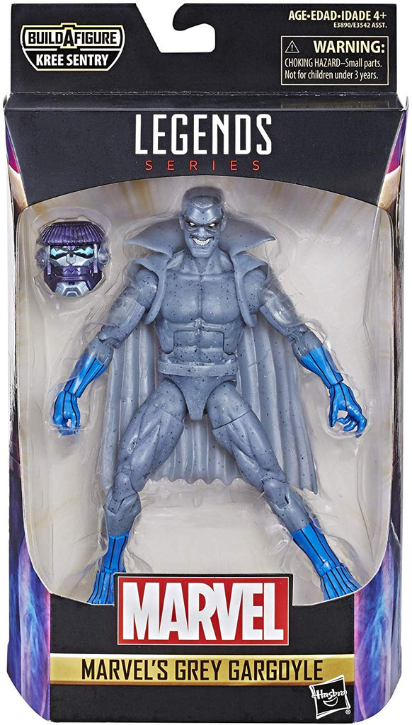 Marvel Legends Captain Marvel Series Gargoylel Kree Sentry BAF Wave Action Figure 1