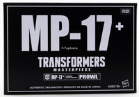 Transformers Masterpiece MP-17+ Prowl Anime Color Nissan Fairlady 280z