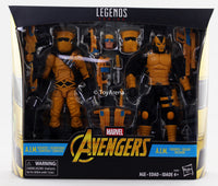 Marvel Legends Avengers Legends Series 6-inch Action Figure - AIM Scientist and Trooper Set