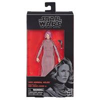 Star Wars Black Series #80 Vice Admiral Holdo Action Figure 1