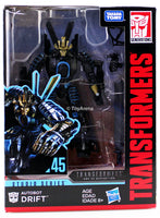 Transformers Generations Studio Series #45 Deluxe Drift Action Figure
