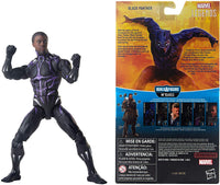 Marvel Legends Black Panther Series Vibranium Black Panther M'Baku BAF Wave Action Figure 2