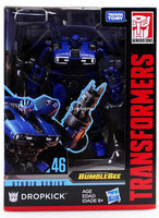 Transformers Generations Studio Series #46 Deluxe Dropkick Action Figure