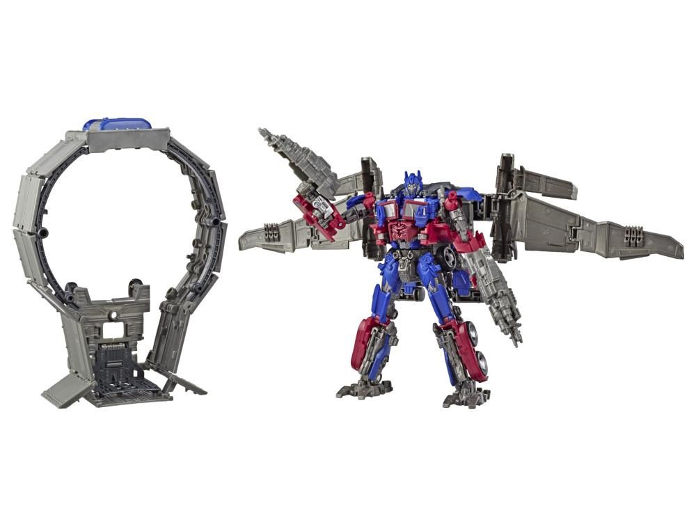 Transformers Generations Studio Series #44 Jetwing Optimus Prime Action Figure