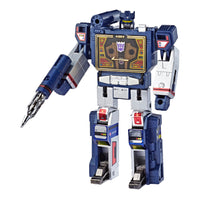 Transformers G1 Reissue Soundwave & Buzzsaw Action Figure Exclusive