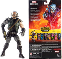 Marvel Legends X-Men Series Skullbuster Caliban BAF 2