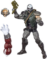 Marvel Legends X-Men Series Skullbuster Caliban BAF 3