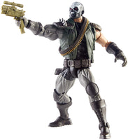 Marvel Legends X-Men Series Skullbuster Caliban BAF 4