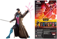 Marvel Legends X-Men Series Gambit Caliban BAF Wave Action Figure 2