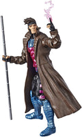 Marvel Legends X-Men Series Gambit Caliban BAF Wave Action Figure 4