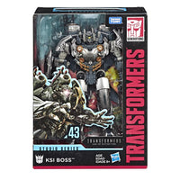 Transformers Generations Studio Series #43 KSI Boss Action Figure