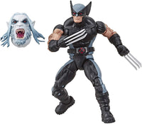 Marvel Legends X-Men Series X-Force Wolverine Wendigo BAF Wave Action Figure 3