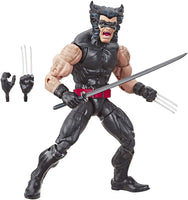 Marvel Legends Retro Series Wolverine Wave 1 Action Figure 2