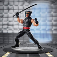 Marvel Legends Retro Series Wolverine Wave 1 Action Figure 5