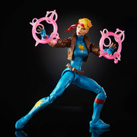 Marvel Legends Retro Series Dazzler Wave 1 Action Figure 3