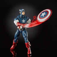 Marvel Legends 80th Anniversary Series Captain America Walmart Exclusive Action Figure 4