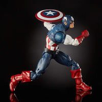 Marvel Legends 80th Anniversary Series Captain America Walmart Exclusive Action Figure 5