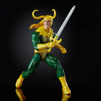 Marvel Legends Endgame Series Loki Hulk BAF Wave Action Figure 4