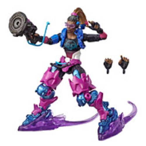 Hasbro Overwatch Ultimates Lucio (Bitrate Skin) Action Figure Exclusive