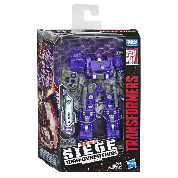 Transformers Generations War For Cybertron: Siege Deluxe Brunt Action Figure WFC-S37