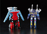 Transformers G1 Reissue Gurafi Noizu and Frenzy Cassette Action Figure Exclusive