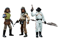 Star Wars The Vintage Collection Skiff Guard 3-Pack Vizam, Brock Starsher, Vedain Exclusive