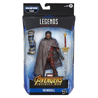 Marvel Legends Avengers Endgame: Wave 3 Thor Baf Action Figures set of 6 6